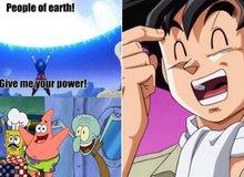 Dragon Ball: Xua tan ảm đạm ngày dịch với loạt meme hài hước không thể nhịn được cười