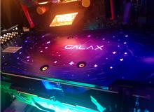 Trên tay card đồ họa lòe loẹt nhất thế gian - Galax GeForce RTX 2070 SUPER WORK THE FRAMES
