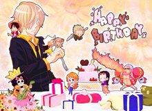 One Piece: Chúc mừng sinh nhật Hắc Cước Sanji và những thông tin thú vị xung quanh ngày 2/3