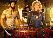"""Loạn thật rồi! """"Superman"""" Henry Cavill sẽ đóng vai Người Sói Wolverine trong Captain Marvel 2 của vũ trụ Marvel"""
