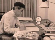 Bí mật của cha đẻ Doraemon: Miệt mài viết truyện kể cả khi về già, qua đời khi vẫn nắm chặt bút vẽ trong tay