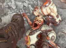 Mãn nhãn với gameplay đẹp lung linh của siêu phẩm Doom Eternal, chém quỷ như chém chuối, đã ra mắt hôm nay