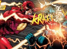 DC Comics: Nếu The Flash đuổi nhau với Black Racer, ai sẽ thắng?