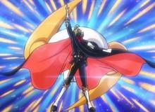 One Piece tập 925: Trận chiến giữa Hắc Ẩn Sanji với Page One xuất hiện trong anime, cái kết cho gã khủng long được làm rõ