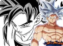 Dragon Ball Super tiết lộ tên gọi mới trạng thái Bản năng vô cực của Goku