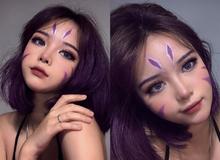 Trang điểm sương sương hóa thân thành Kai'Sa, nữ game thủ Việt khiến cộng đồng 'ngất lịm' vì xinh không kém bản gốc