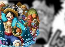 """One Piece 975: Luffy và 5400 quân tụ hội sẵn sàng tấn công Kaido, khiến kẻ phản bội """"sốc tận óc"""""""