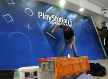 Xuất hiện khu trải nghiệm PS5 đầu tiên trên thế giới