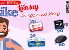 Công bố 115 anh em may mắn nhận quà: Thẻ điện thoại, thẻ Garena, Steam wallet và Chuột