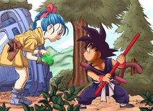 Dragon Ball: Cốt truyện sẽ ra sao nếu Goku và Bulma không bao giờ gặp nhau?