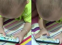 Hình ảnh game thủ 7 tuổi dạy em trai… 3 tuổi chơi game khiến cư dân mạng lắc đầu ngán ngẩm