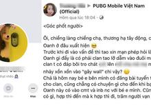 Xin vào clan không được, nữ game thủ PUBG Mobile quay ra chửi luôn chủ clan bằng 'teencode cực mạnh'