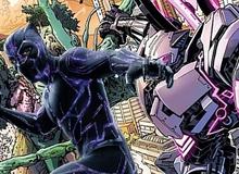 Marvel Comics: Quyết tâm bảo vệ mỏ Vibranium, Wakanda sẽ dùng robot Black Panther khổng lồ để đánh đuổi ngoại bang