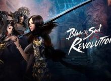 Lộ thời điểm đăng ký trước của Blade & Soul Revolution, ngày game về tay game thủ không còn xa