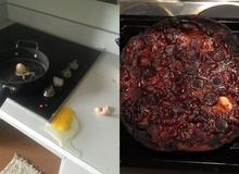 Những tác phẩm thảm họa của những kẻ không biết nấu ăn trong mùa dịch