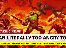 Vì sao Doom Slayer lại điên cuồng đi tiêu diệt hàng ngàn con quỷ ?