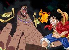 Trùm cuối One Piece sẽ gọi tên ai? Râu Đen hay kẻ ngồi trên ngai vàng khiến Ngũ Lão Tinh cúi đầu
