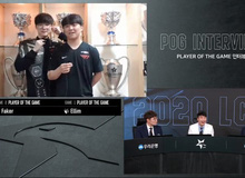LMHT: Phải thi đấu online tại Gaming House, các tuyển thủ T1 tranh thủ 'khoe cup' triệt để khi trả lời phỏng vấn