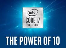 CPU thế hệ thứ 10 của Intel đã sẵn sàng ra mắt
