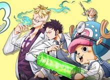 """One Piece: 6 trái ác quỷ có năng lực kéo dài sự sống, trái số 2 còn mang lại sự """"bất tử"""" cho người khác"""