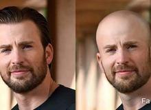 """Dàn trai đẹp cực phẩm của Avengers: Từ Thor, Captain đến Iron Man để """"đầu trọc"""" trông vẫn rất cuốn hút"""