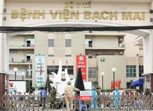 """Phó Thủ tướng Vũ Đức Đam: Dập """"ổ dịch"""" ở Bệnh viện Bạch Mai là nhiệm vụ rất quan trọng"""