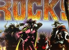 One Piece: Băng Rocks quy tụ toàn thành viên máu mặt, có tới 3 người trở thành Tứ Hoàng hùng mạnh