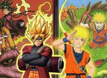 Naruto: 10 nhẫn giả tài năng và hình ảnh tương đương của họ với các nhân vật trong Dragon Ball