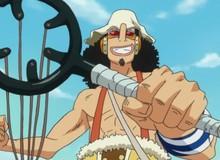 One Piece: Năng lực trái ác quỷ của O-Tama kết hợp cùng Usopp giúp liên minh Luffy áp đảo phe Kaido?