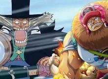 One Piece: Dù không phải gia tộc D, nhưng 6 nhân vật này vẫn hy sinh với nụ cười trên môi