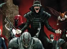 Batman Who Laughs chính thức trở thành kẻ thống trị mới của Đa vũ trụ DC