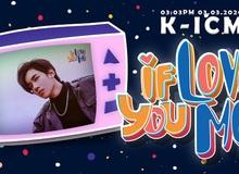 K-ICM tung MV mới đánh dấu cột mốc solo, thẳng thừng đáp trả fan Jack khi bị cà khịa