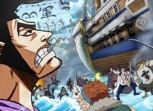 One Piece: Tại sao Oden chắc chắn rằng cuộc chiến phân chia đại dương sẽ xảy ra vào 20 năm sau?
