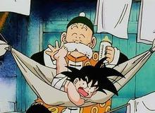 Dragon Ball: Xúc động khi nhìn lại khoảnh khắc Goku được ông nội Gohan chăm sóc lúc nhỏ