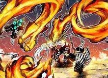 """Spoiler Kimetsu no Yaiba 197: """"Chúa Quỷ"""" Muzan đã kiệt sức, các Trụ Cột đồng loạt tỉnh dậy tổng tấn công"""