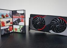 MSI AMD Radeon RX 5700 XT: Hiệu năng đầy kinh ngạc với mức giá hấp dẫn vô cùng