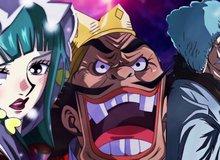 """Spoiler One Piece chap 973: Denjiro hóa ra là người mà ai cũng biết, Hyori làm kĩ nữ nhưng vẫn còn """"trong trắng"""""""