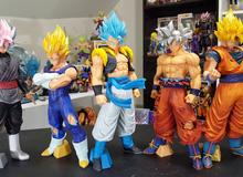 """5 cách thể hiện niềm đam mê Dragon Ball """"hao tiền tốn của"""" nhất"""