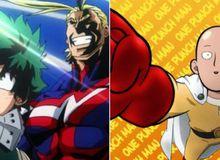 One Punch Man và My Hero Academia: Thế giới nào xứng đáng sống hơn? (P.1)