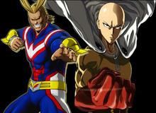 One Punch Man và My Hero Academia: Thế giới nào xứng đáng sống hơn? (P.2)