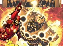 Là bộ giáp huyền thoại mạnh nhất vũ trụ Marvel, Godkiller Armor khủng cỡ nào?