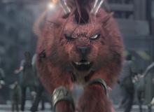Siêu thú Red XIII sẽ không thể điều khiển được trong Final Fantasy VII Remake