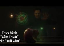 """Bác sĩ Trang thực hiện """"cấm thuật"""" và 14 trứng phục sinh cực kỳ thú vị mà bạn sẽ phát hiện ra khi xem Doctor Strange ở tốc độ x0.25"""