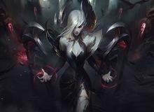 LMHT: Loạt trang phục Tiên Hắc Ám đẹp ma mị được hé lộ - Zyra có skin Hàng Hiệu, Morgana khiến bao con tim 'chết lặng'