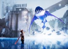 Xuất hiện game miễn phí siêu hot Dreamscaper, trò chơi cho phép bạn điều khiển giấc mơ