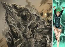 """One Punch Man: Không hổ danh """"chị Bão"""", tổ chức quái vật đã bị Tatsumaki lôi lên khỏi lòng đất"""