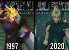 Sau hơn 20 năm, Final Fantasy VII Remake khác bản gốc như thế nào?
