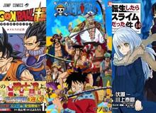 Xếp hạng doanh số Manga tập mới phát hành khi dịch đang hoành hành, Dragon Ball Super hạng 4, One Piece dẫn đầu