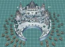 One Piece: Bản đồ đảo quỷ Oni giống hệt Marineford, trận quyết chiến tại Wano hứa hẹn nhiều hấp dẫn!