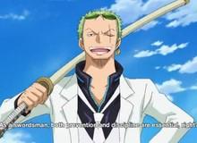One Piece: Zoro nhiệt tình chia sẻ cách ngăn chặn virus corona lây lan khi dịch bệnh đang diễn biến phức tạp